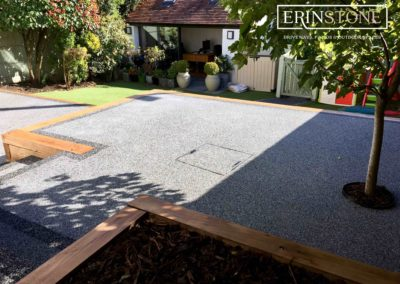 Erinstone Resin Bound Stone Patio